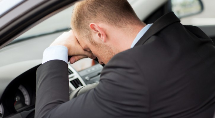 Spring forward DST causes drowsy driving