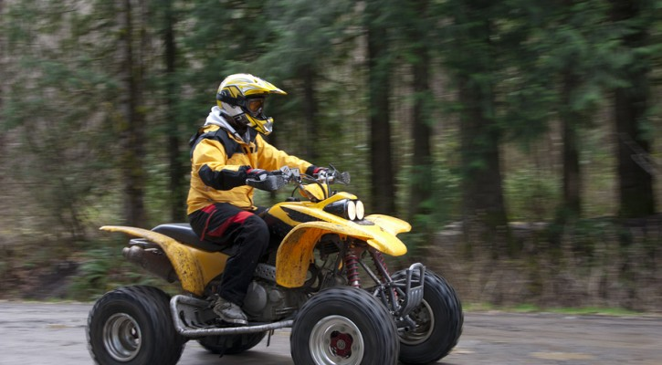 ATV on public roads