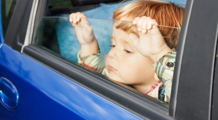 Children of drunk drivers