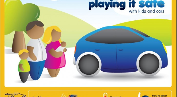 Parents guide for children and cars
