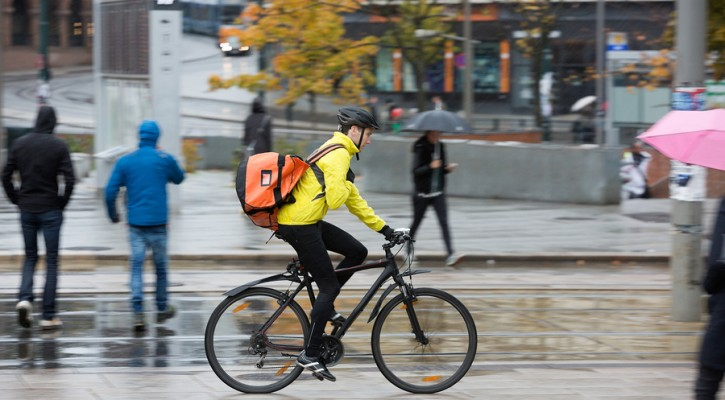 Bicycle deaths on the rise