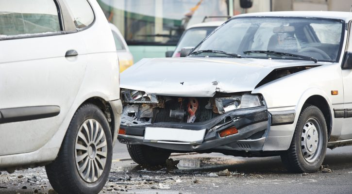 There's no such thing as a traffic accident