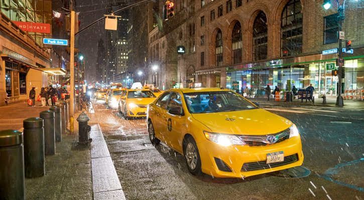 Safe ride cab