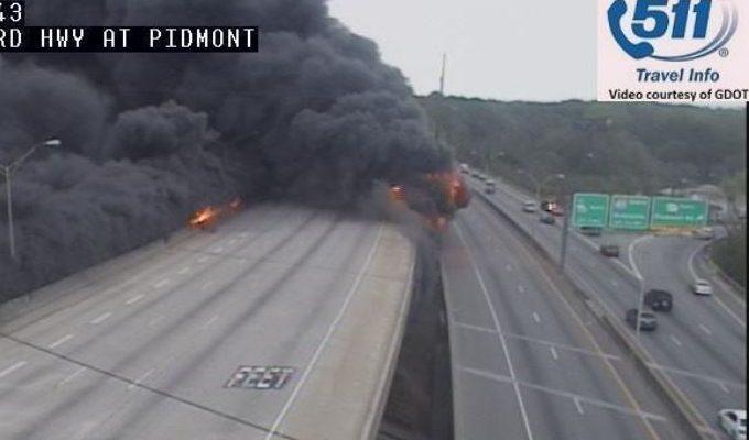 Atlanta bridge collapse