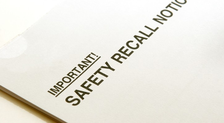 Safety Recall Repairs