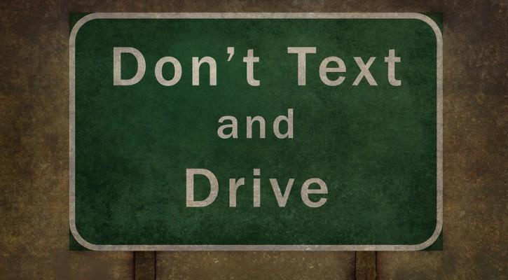Anti texting law