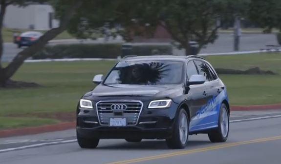 Delphi Autonomous Car