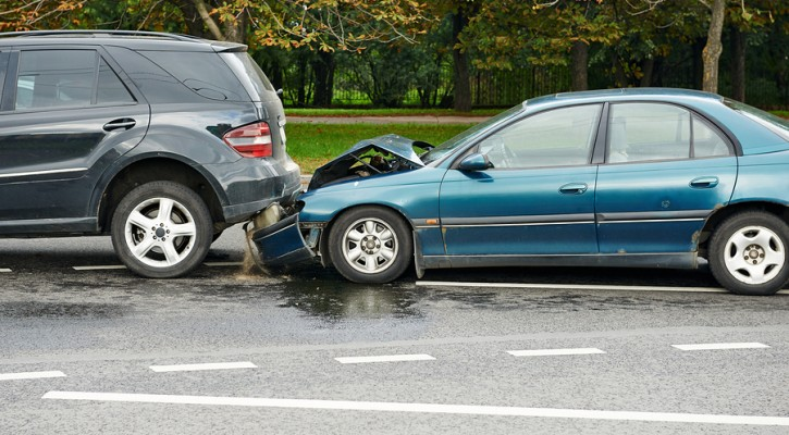 Front crash prevention systems