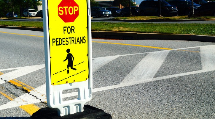 Pedestrian deaths on the rise