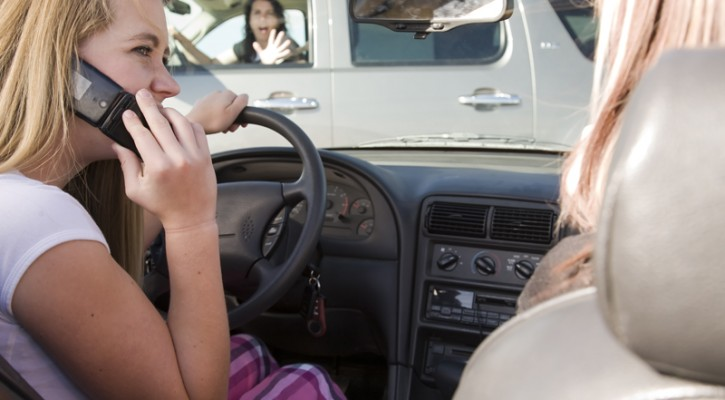 Teen don't comprehend dangerous driving messages