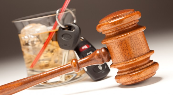 Drunk driving and prison