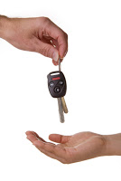 teens keys to car