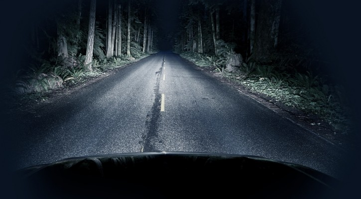 Overdriving your headlights
